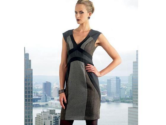 Schnittmuster Vogue 1316 Kleid - Vogue Schnittmuster Kleider - im ...