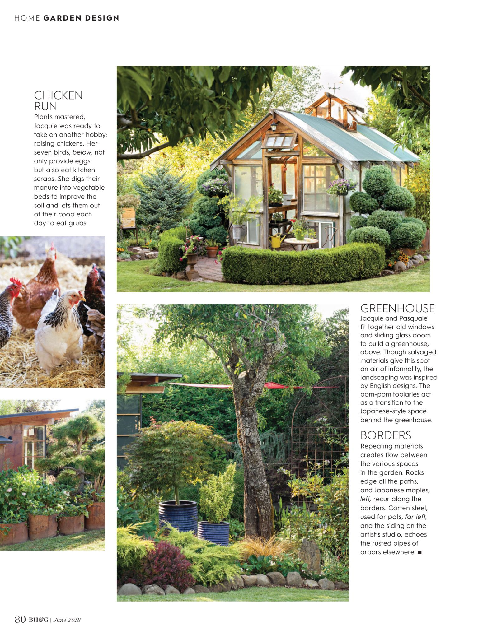 Living Laboratory From Better Homes And Gardens June 2018 Read It On The Texture Unlimited Access To 200 Top Magazines