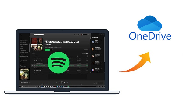How To Upload Spotify Music To Onedrive Sidify Spotify Music Spotify Download Spotify Premium