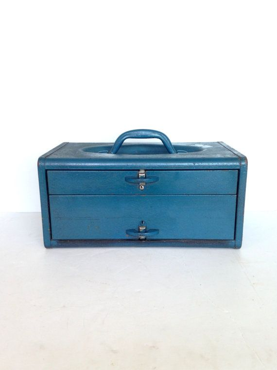 kennedy office supplies. Vintage Kennedy Tackle Box Kits Tool By RiverHouseDesigns Office Supplies