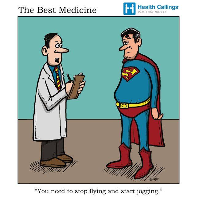 The Best Medicine - Hilarious Healthcare Cartoons ...