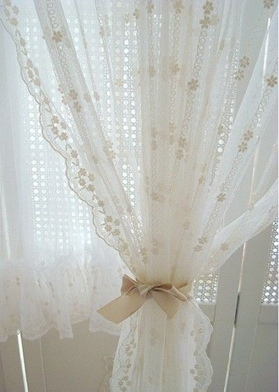 Tende In Pizzo Per Camera Da Letto.Kary1954 Curtains Curtains Vintage Curtains E White Curtains