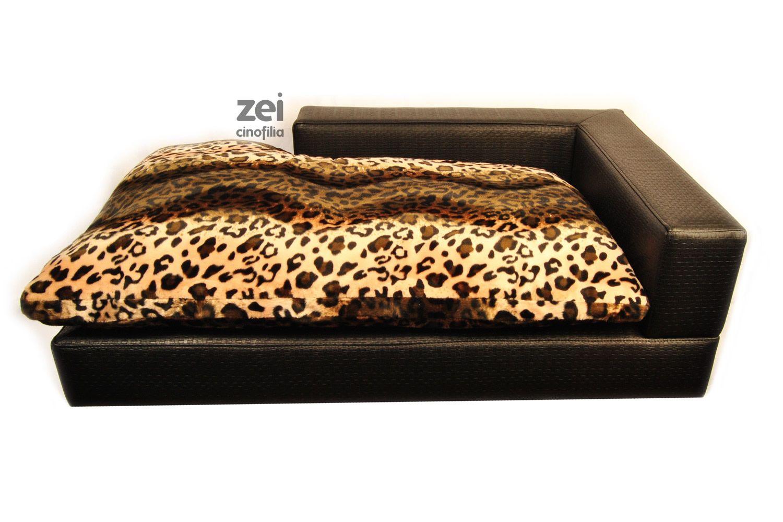 Favoloso divano per cani medio piccoli e gatti realizzato for Divano per cani
