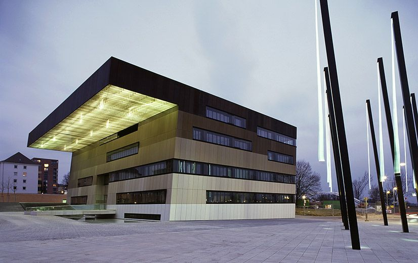 Jurgen Mayer H Architect Architecture Interior Architecture Design