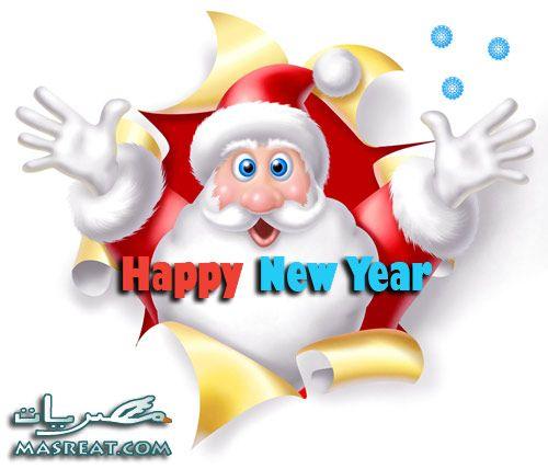 صور بابا نويل 2014 بطاقات سانتا كلوز الجديدة تهنئة راس السنة Santa Card Card Template Decoupage Paper