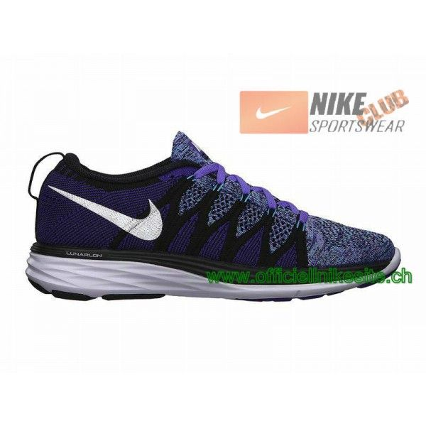 5b906953be0 ... italy nike flyknit lunar 2 gs chaussure nike running pas cher pour femme  violet haze blanc
