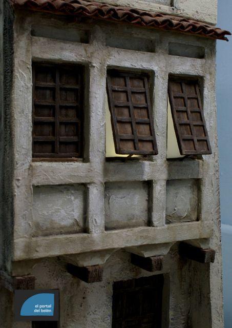 Foro de belenismo miniaturas detalles y complementos - Casas miniaturas para construir ...