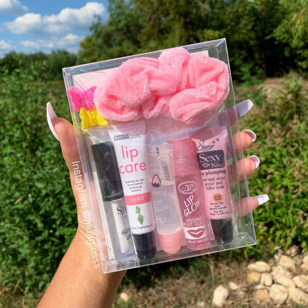 Colorful bundles lip gloss homemade lip gloss