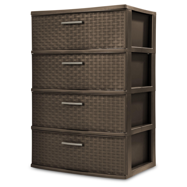 Home In 2020 Sterilite Plastic Storage Drawers Storage Drawers