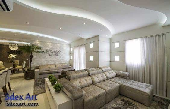 With lighting ideas ceiling designs 2018 new ideas for false ceiling designs for living room and hall with best ceiling lighting ideas how to choose