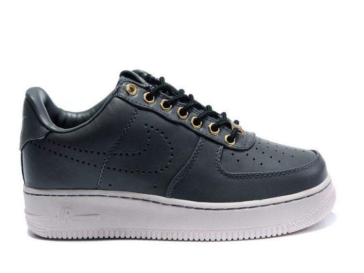 best website a2779 6e8f6 airforce one, nike  Nike Air Force One Low Premium Hiking Medium Grey Sail   Nike Air .