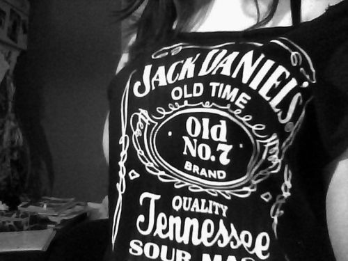 Jack Daniels Loose Tee