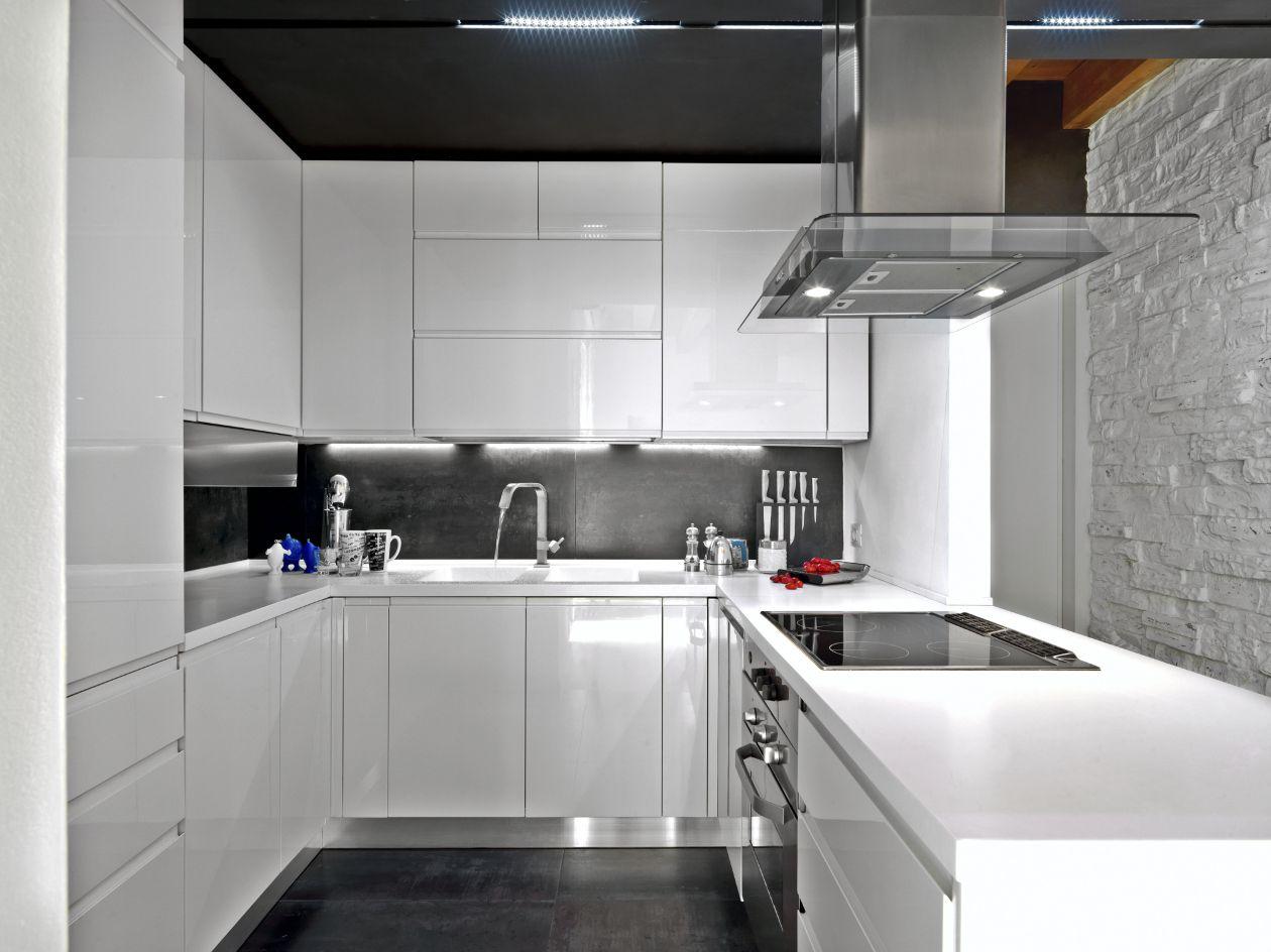 modelos-de-cocinas-pequenas-y-sencillas | COCINA | Pinterest ...