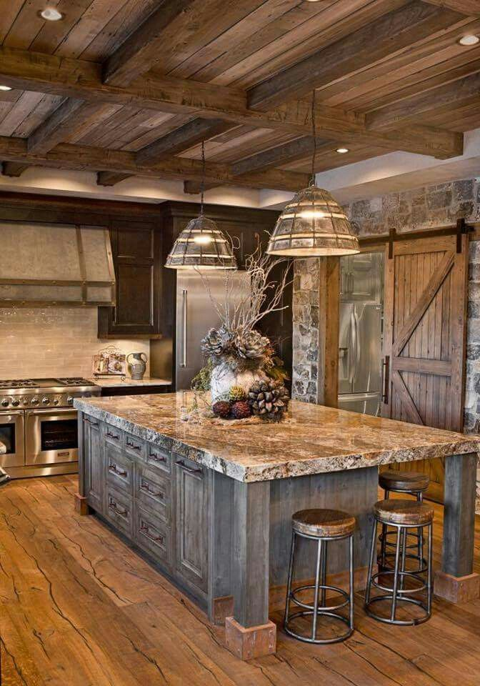 Modern Country Kitchen Ideas Decor Cabinets Our Remodel Rustic