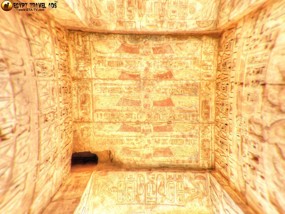 Medinet Habu Temple in #Luxor #تحيا_مصر Egypt The Mother Of The World www.ETA-TV.com