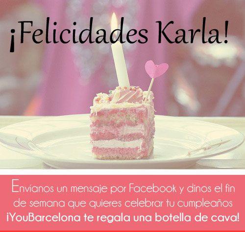 ¡Felicidades! #YouBarcelona