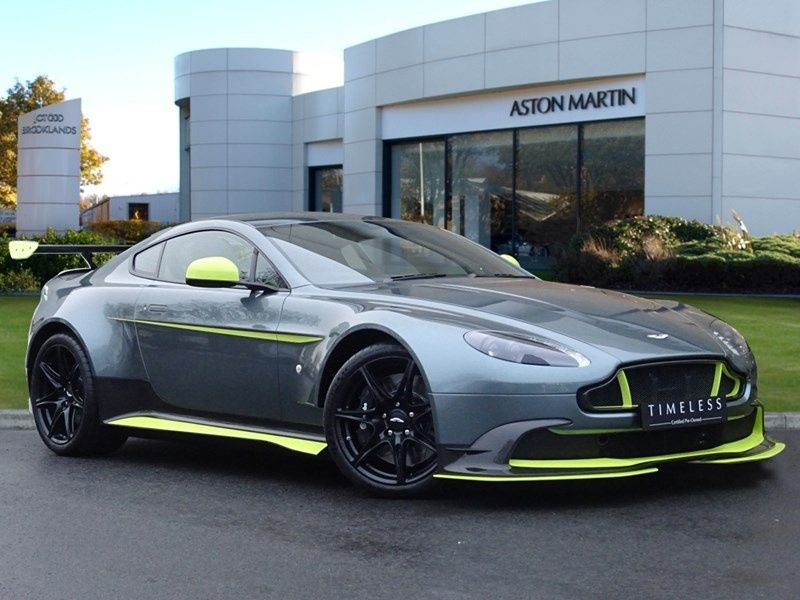 Used Nearly New Cars for sale Aston martin vantage, New