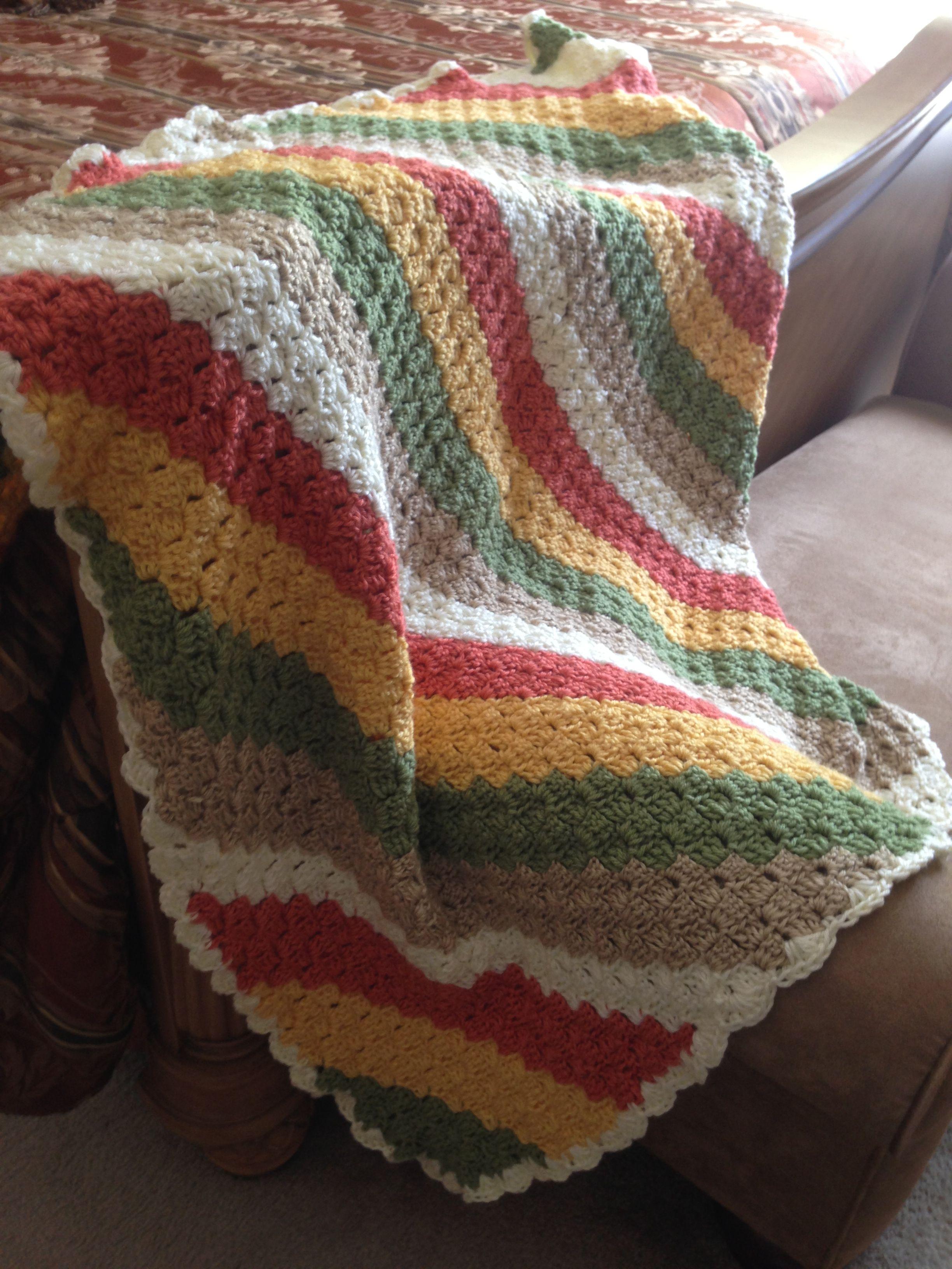 Corner To Corner Got This On The Crochet Crowd On Line