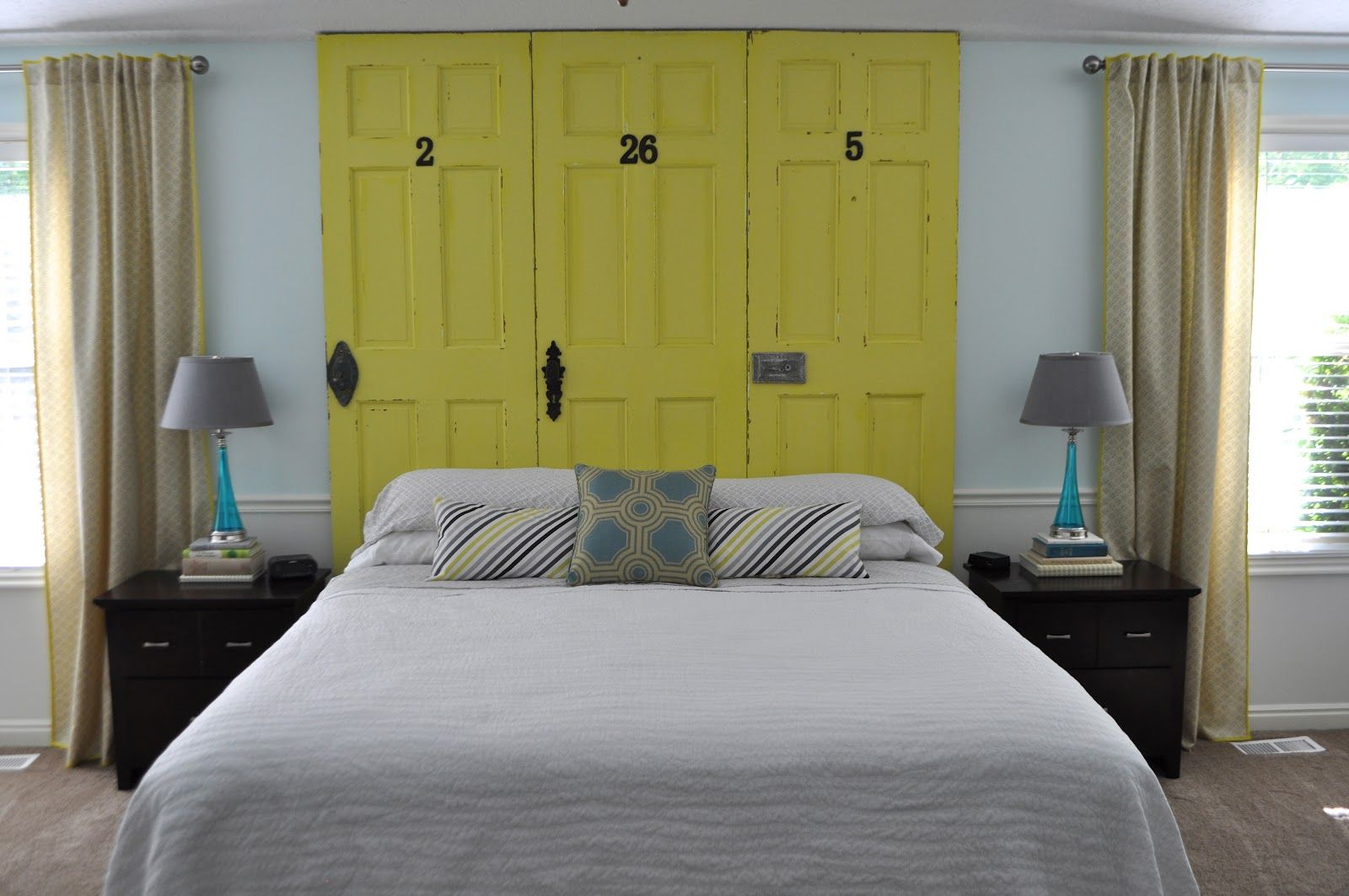 using old doors for headboards - Yahoo Search Results Yahoo Image ...