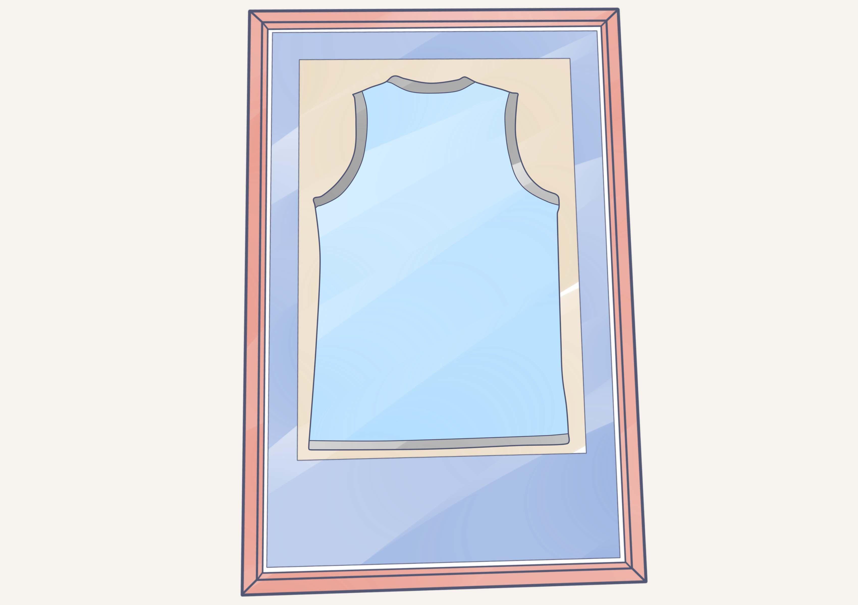 Frame a jersey framed jersey diy frame frame
