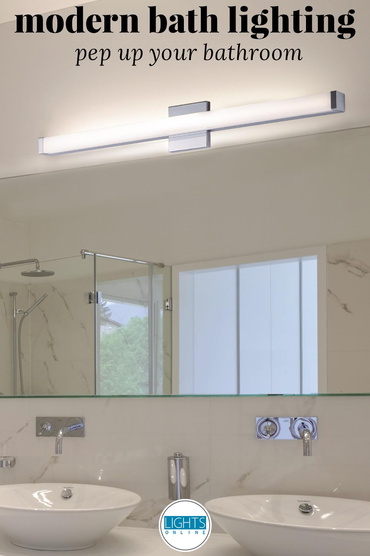 Modern Bath Lighting Bathroom Lighting Design Bathroom Lighting Modern Baths