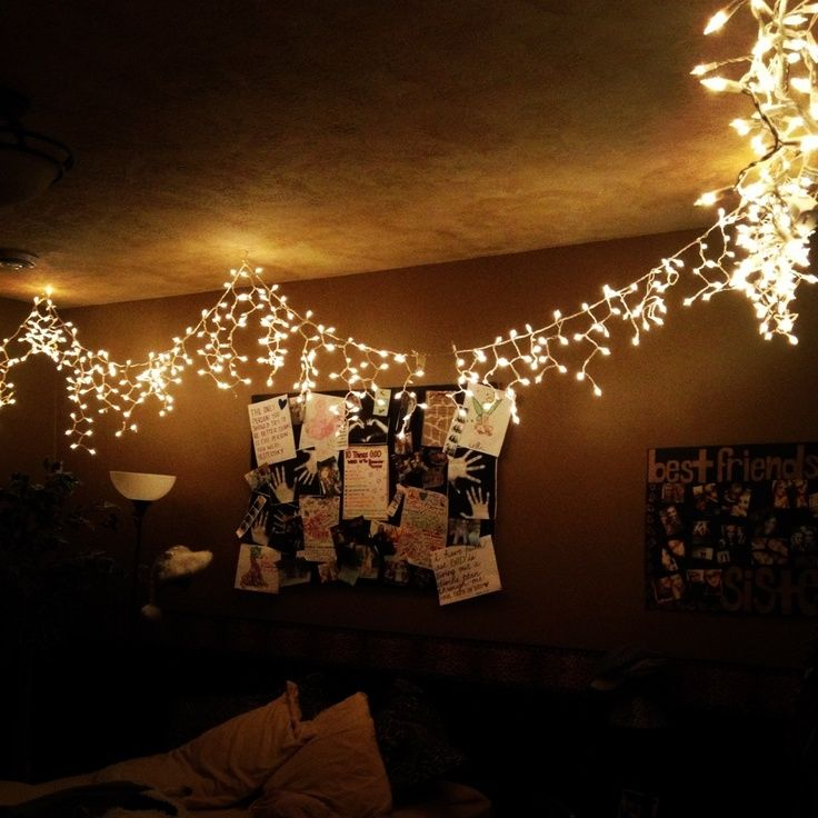 Superior Christmas Light Ideas Bedroom Part - 14: [ Christmas Lights Chrismas Bedroom Upgrade Light With Lightsg ] - Best  Free Home Design Idea U0026 Inspiration