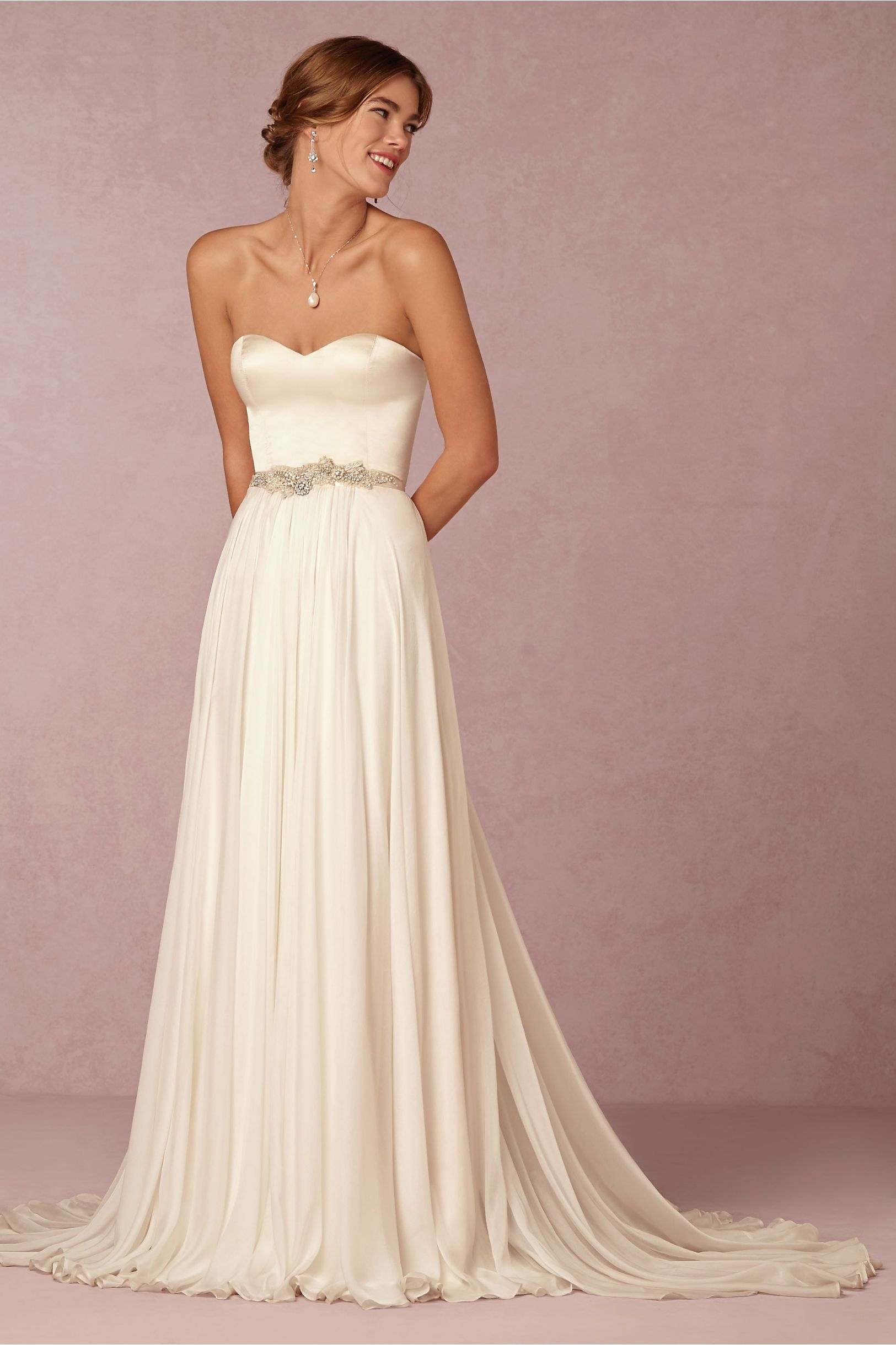 Darla Camisole and Delia Maxi Skirt in Bride Wedding Dresses at ...