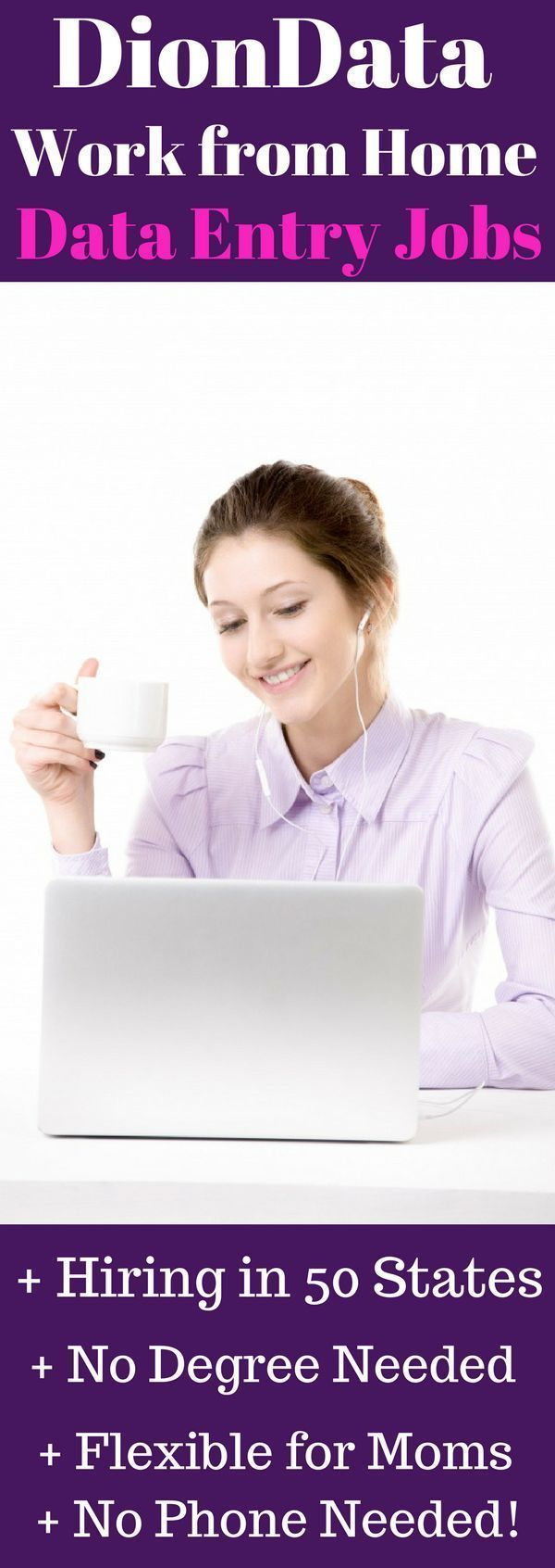Data Entry Work from Home Jobs for Stay at Home Moms and Dads in ...
