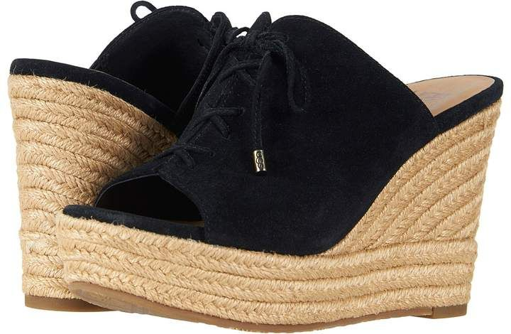 25d5d141e23 UGG Giorgia Women's Wedge Shoes | Products | Womens shoes wedges ...