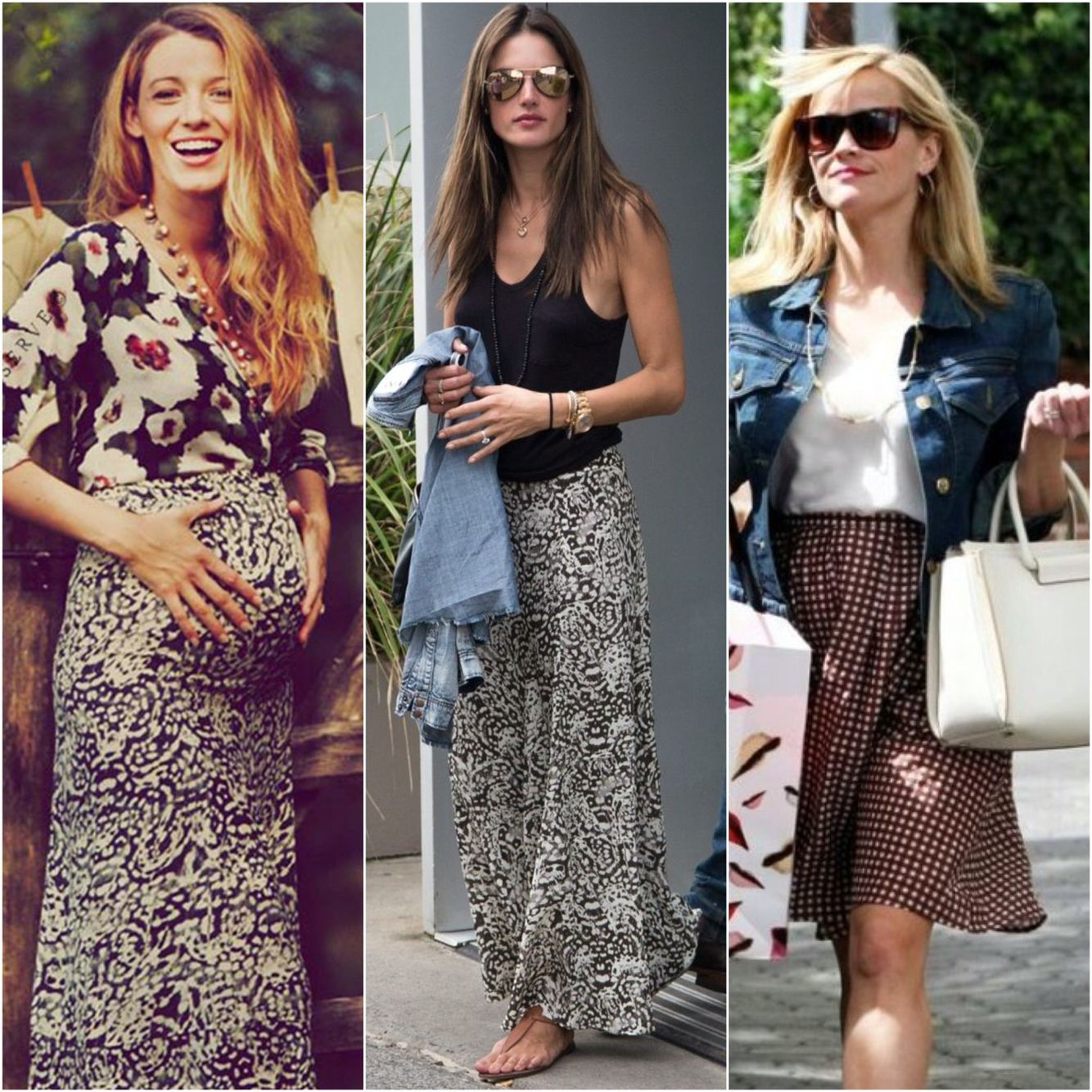 Blake Lively Chose A Sam And Lavi Design For Her Baby Shower. Sheu0027s Not  Alone