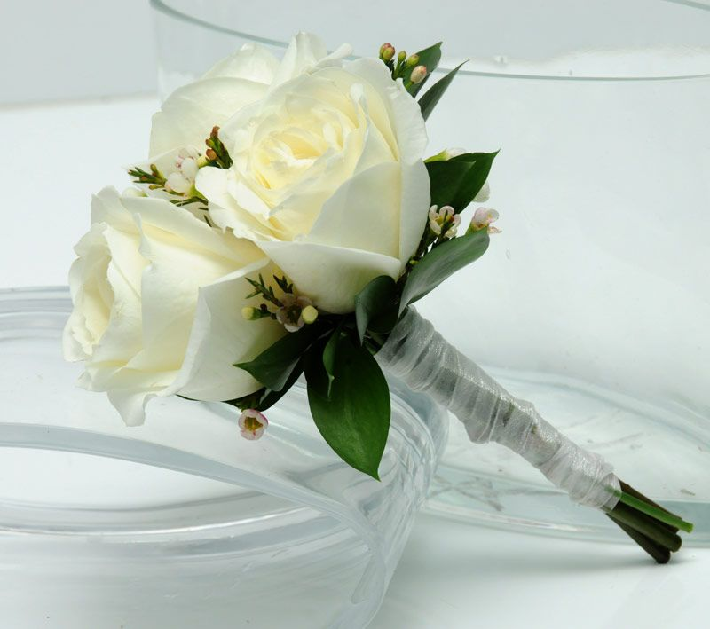 white rose bouquets - Google Search | flowers | Pinterest ...