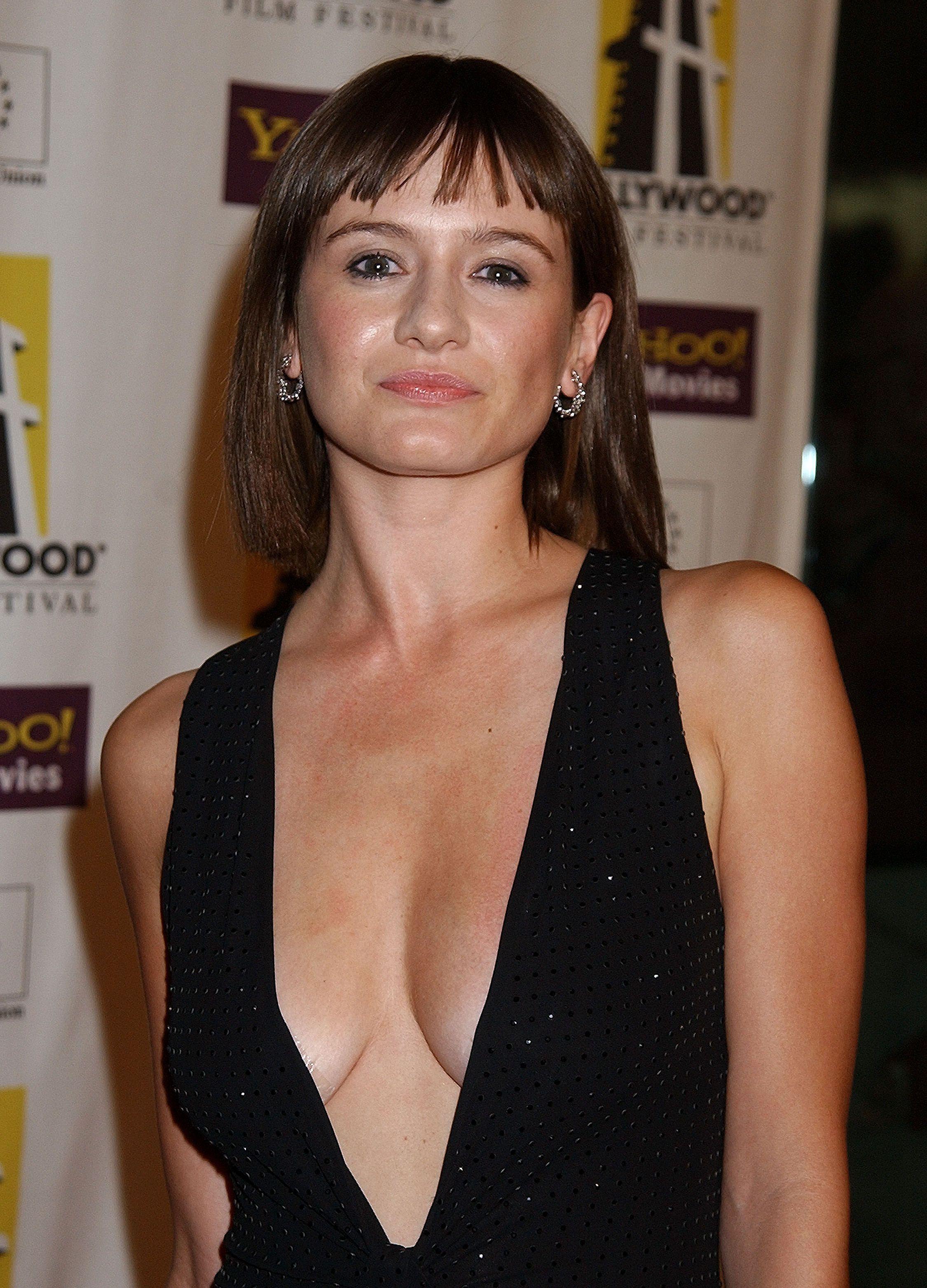 Celebrity Emily Mortimer nude photos 2019