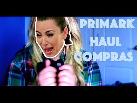 Mega Haul PRIMARK Portugal y Jerez Compras Everywhere - YouTube