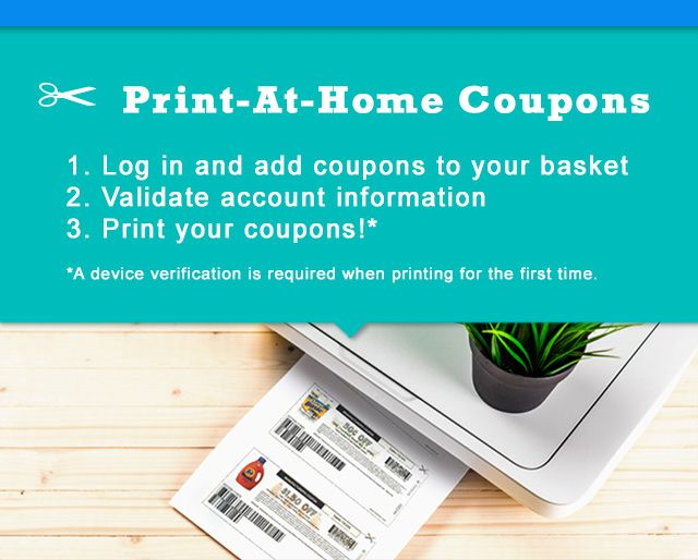 Print At Home Coupons Printable Coupons Coupons Coupon Websites