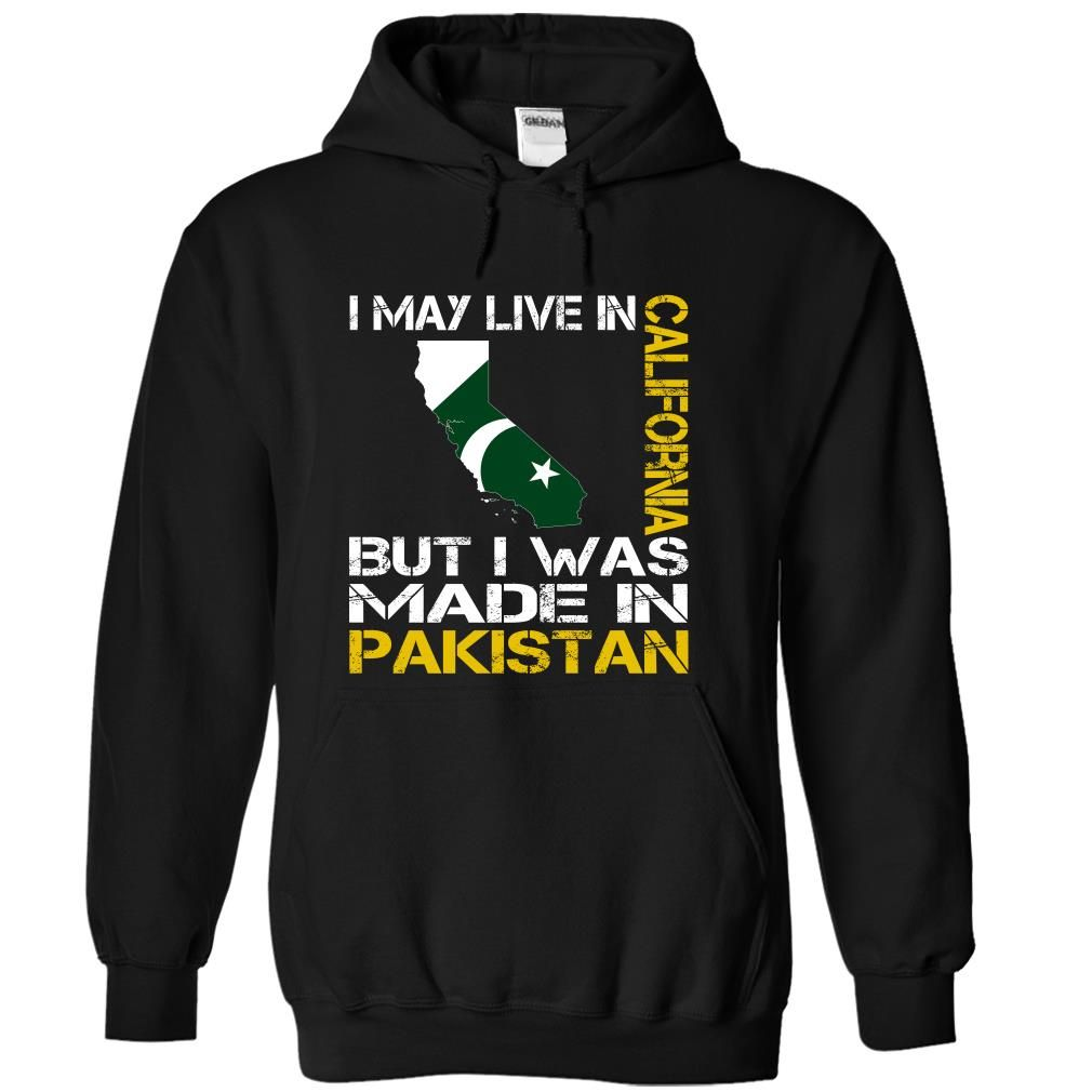 I May Live in California But I Was Made in Pakistan