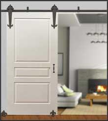 Interior Rolling Door Kits   Rolling Ladders U0026 Doors