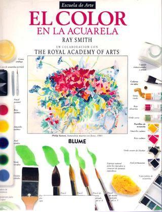 El Color En La Acuarela Tecnicas De Acuarela Acuarela Tutoriales De Acuarela