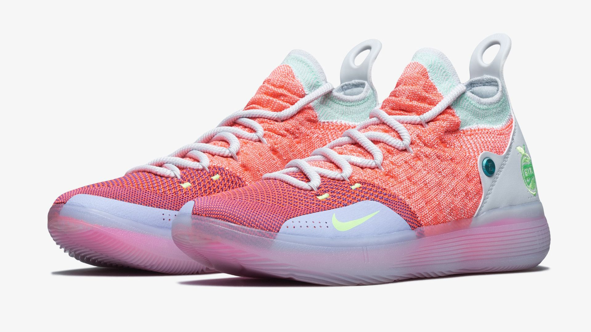 online retailer 40307 b2df0 Here Are Official Images Of The  EYBL  Nike KD 11