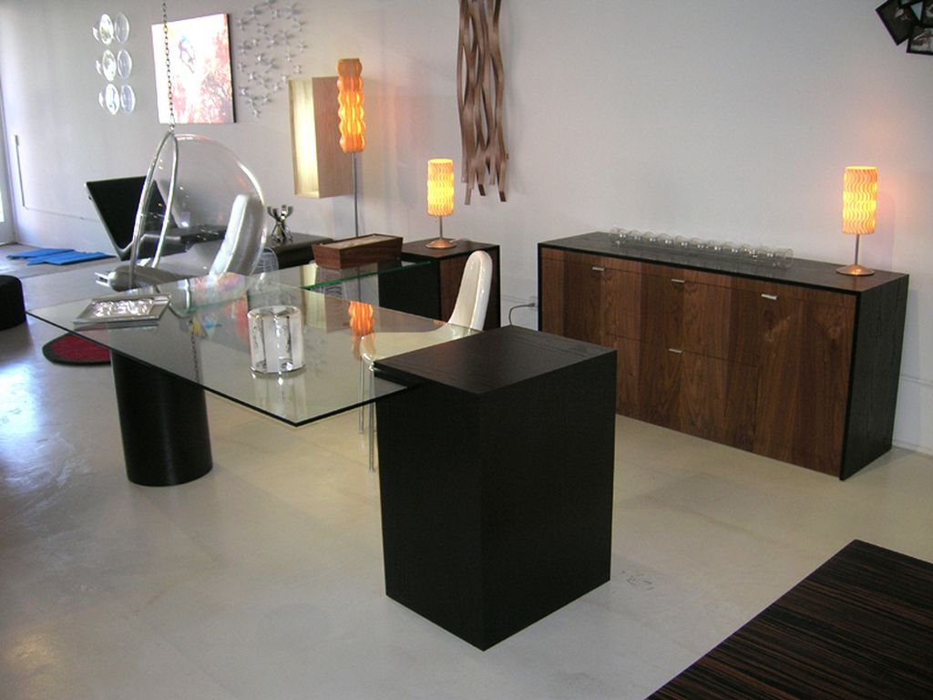 contemporary with a different decor try white furniture office eva ideas