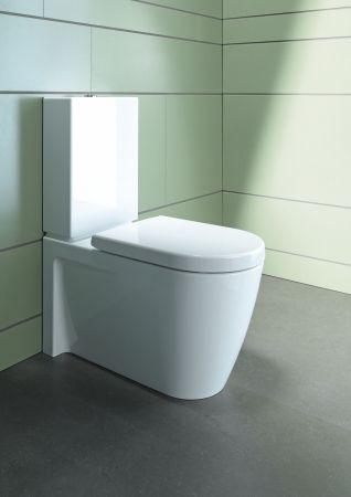 Duravit   Bathroom Design Series: Starck 2   Toilets. Philippe Stark