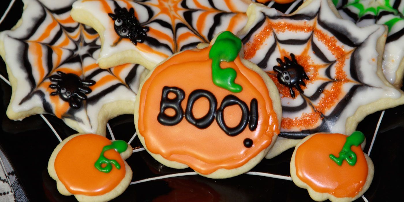 Decorated Halloween Cookies | halloween own halloween now or loving me cupcakes halloween