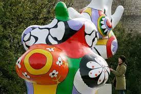 Afbeeldingsresultaat voor nicky the saint phalle