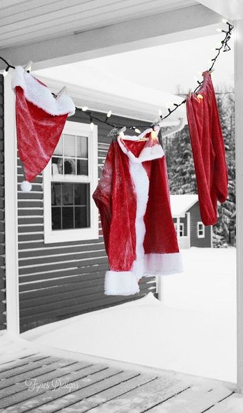 30 Outdoor Christmas Decoration Ideas