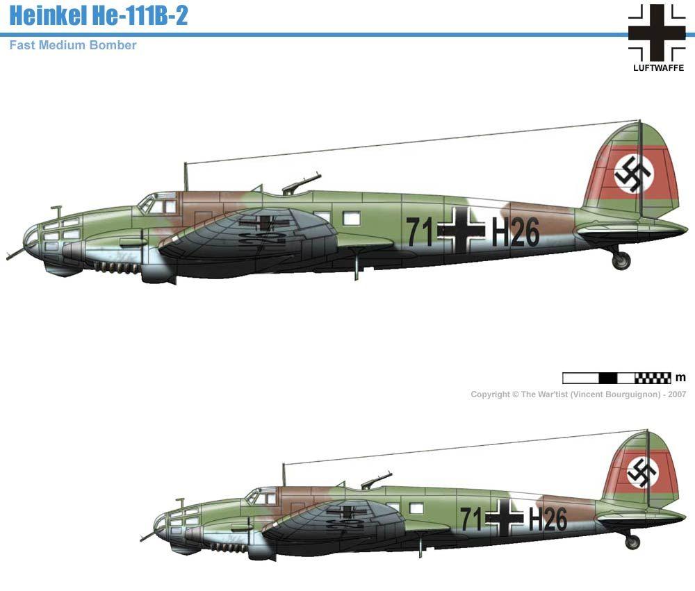 Heinkel He-111 B-2