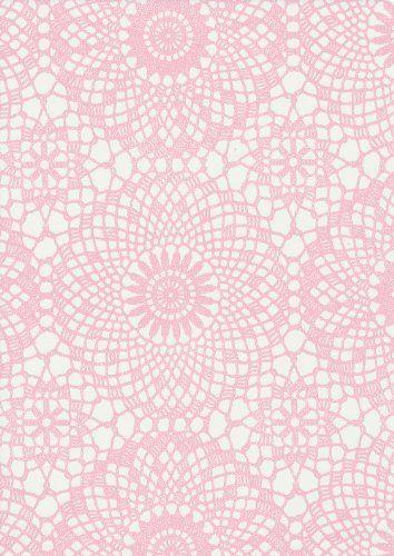 Fablon klebefolie contour 45 cm x 2 m rosa von fine for Graue klebefolie