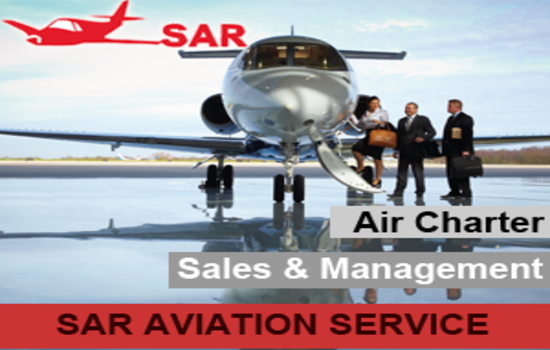 Why You Should Use Aircraft Charter Services In India