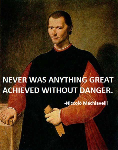Niccolo Machiavelli: