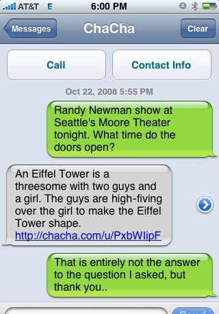 funny text questions