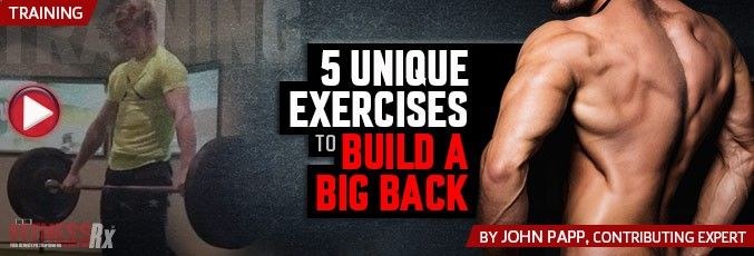 6 Total-Body Exercises That Build Muscle And Burn Fat | FitnessRX for Men