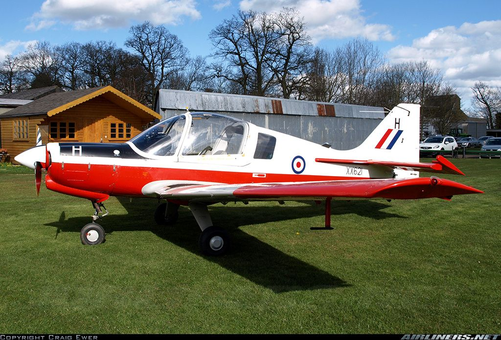 Scottish Aviation Bulldog T1 Light sport aircraft